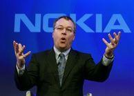 诺基亚和微软联手称霸?