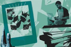 电子书与移动设备——未来教育出版大趋势