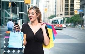 未来几年将有2/3用户用智能手机购物