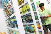 亚洲童书市场 版权贸易活跃