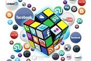 """注意:""""媒体""""已成为社交网站的第一属性"""