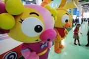 第九届中国国际动漫节在杭州举办