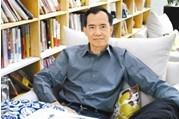 """江勇振 :""""每一代的人, 都是在为上一代的人 重新书写历史"""""""