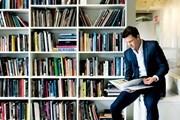 雅各布· 帕布斯特:在iPad上读两小时书,然后上班