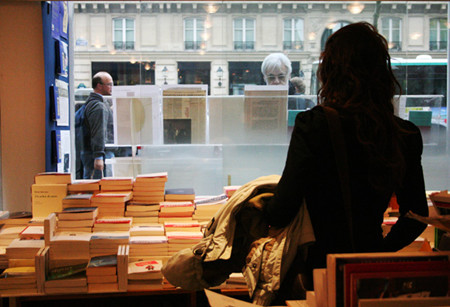 寻访巴黎书店