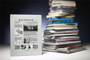 电子书销售放缓会使出版商和作者感到惊慌吗?