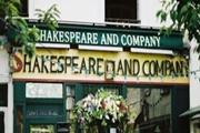 巴黎莎士比亚书店投宿记