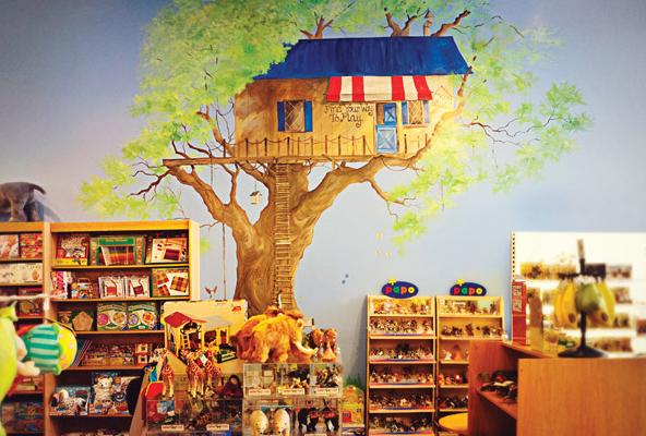 图书加玩具在特殊渠道仍大行其道