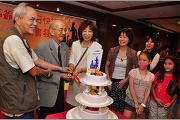 林笑意:听见台湾最慈祥的声音