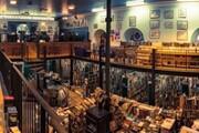 全球十个最不像是书店的书店