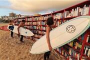 读书原来是一件如此清新的事情!18个值得点赞的户外图书馆和书店