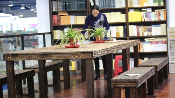 一个传统书城的蜕变:武汉光谷书城装修记