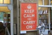 一张战时招贴如何变成巴特书店的文创源头
