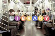 城市地铁:蜿蜒于地下的流动图书馆