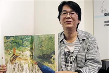 对话台湾生态绘本第一人:让更多孩子关注我们生长的自然