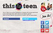 学乐建青少年网络社区,推广YA图书见成效