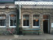 Barter Books:开在旧车站里的书店