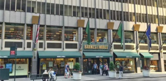 逛纽约书店,有一种朝圣的感觉