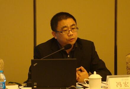 """冯宏声:关于 """"十三五"""" 新闻出版业科技体系建设的思考"""