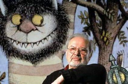 """图画书大师桑达克童书插画展8月国图开幕,""""欢迎来到野兽国"""""""