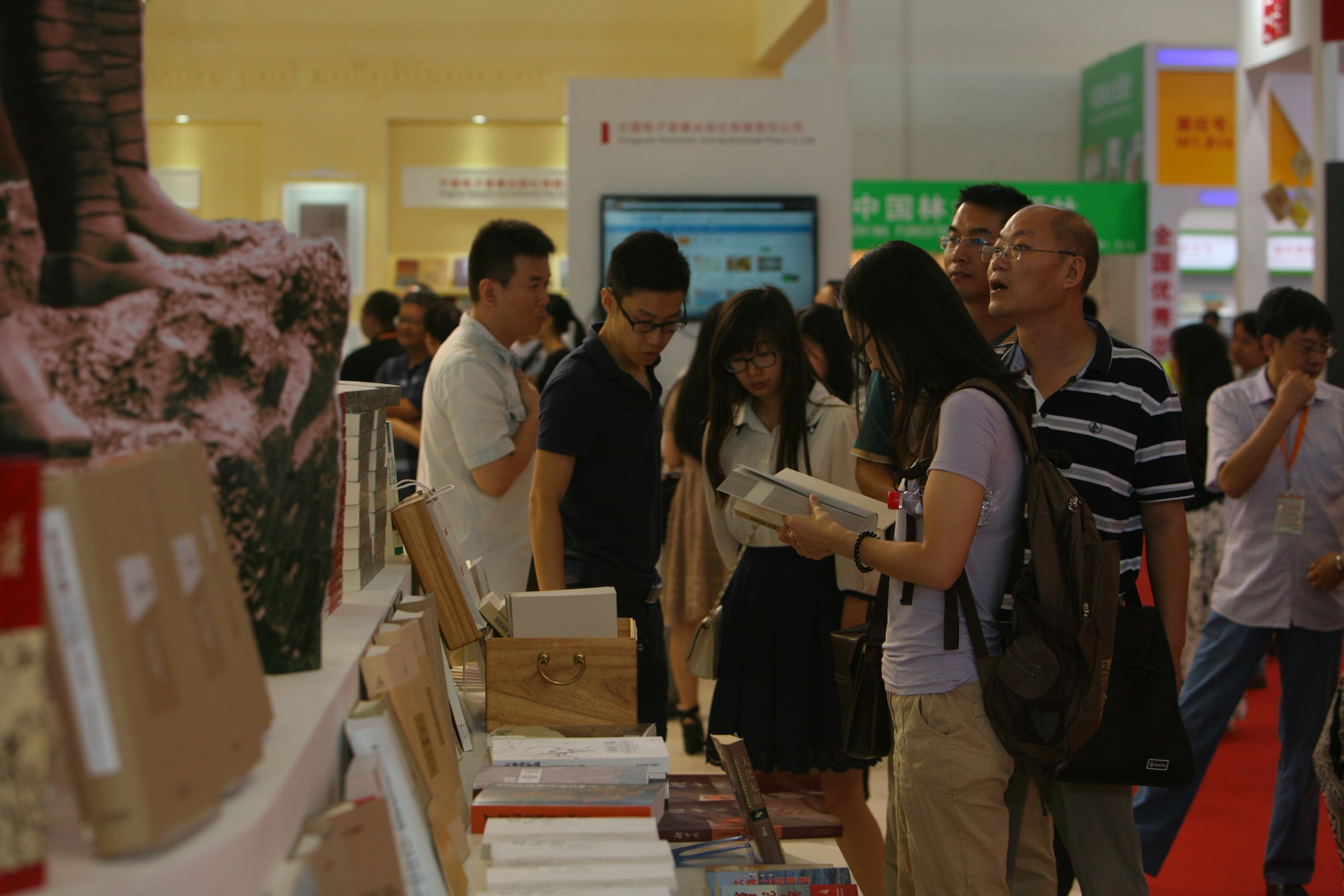 BIBF活动记——2015北京国际书展综合报道之二