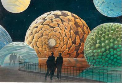 昂古莱姆漫画大奖得主冯索瓦·史奇顿《冯索瓦·史奇顿:觉醒的异度城市》新书发布会将于6月10日举行