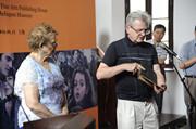 新创连环画《爱在上海诺亚方舟》 反映犹太人上海避难经历