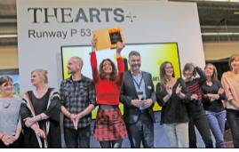 从全球插画奖到世界出版舞台中心——2016法兰克福书展特别报道之三