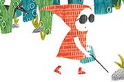接力出版社IP内容延伸新尝试——原创绘本《走出森林的小红帽》用声音唤醒经典童话