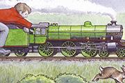 书评   火车迷怎么看这本书?