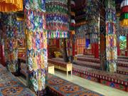 绽放在青藏高原上的艺术奇葩 ——评藏传佛教艺术的精品 《中国热贡艺术精粹》