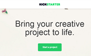 在Kickstarter上众筹,出版的又一种路径