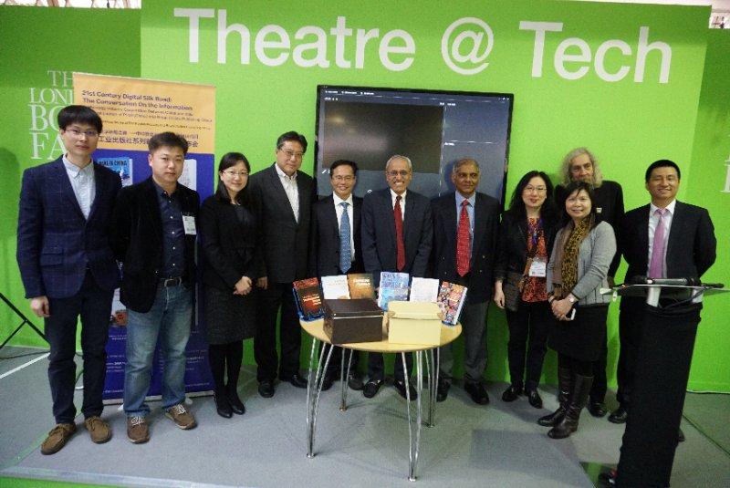 淘宝经验吸引英语世界,电子工业出版社分享中国的创新探索