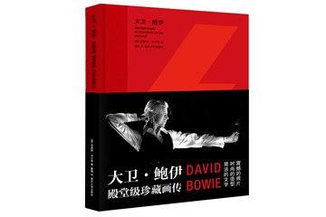大卫·鲍伊殿堂级珍藏传记,展现其传奇生涯的万千瞬间
