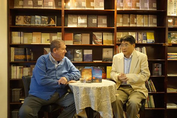 推理小说与叶芝的诗歌有什么联系?作家、翻译家裘小龙有答案