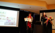 尼山书系亮相全澳中文教师大会 海外图书销售实现新突破