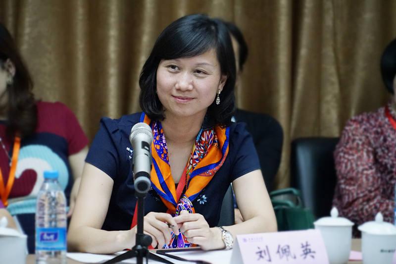 刘佩英任上海交通大学出版社社长兼总编辑