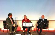 收集数据,这是出版公司不得不参与的一场游戏——法兰克福书展CEO Talk: 对话西蒙舒斯特与阿尔班·米歇尔