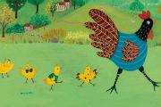 《一只小鸡去天国》:用温暖的笔法描绘一个关于生命的故事