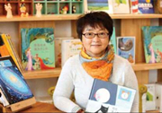 美国《出版人周刊》(PW)专访颜小鹂——蒲公英的做书之道:只要愿意寻找,到处都有故事
