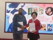 新蕾举行国际大奖小说15周年纪念暨王一梅作品版权推介会,展现儿童文学版块出版实力