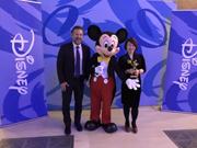 迪士尼全球出版大会,童趣摘得两大奖项——童趣与迪士尼携手25年,为少儿阅读提供本土化优质读物