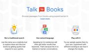 谷歌的语音搜书功能,对书业来说是好消息,坏消息?