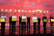 """浙江出版联合集团连续十届入选""""全国文化企业30强"""""""