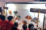 河南科技社创意非遗现童心——当古老的皮影艺术与现代动漫相遇,会有什么样的故事