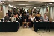 """青年书籍设计家张志奇在国家艺术基金""""书籍设计人才培养""""研修班开讲"""