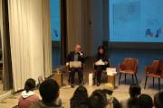 《我等待……》作者塞吉·布罗什来京,用一根红线的设计为读者诠释艺术的真谛