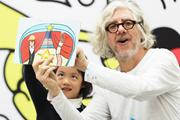 CCBF举行法国童书大师杜莱的互动故事会