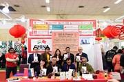 苏少社在新德里书展举办《野蜂飞舞》版权推介、签约活动