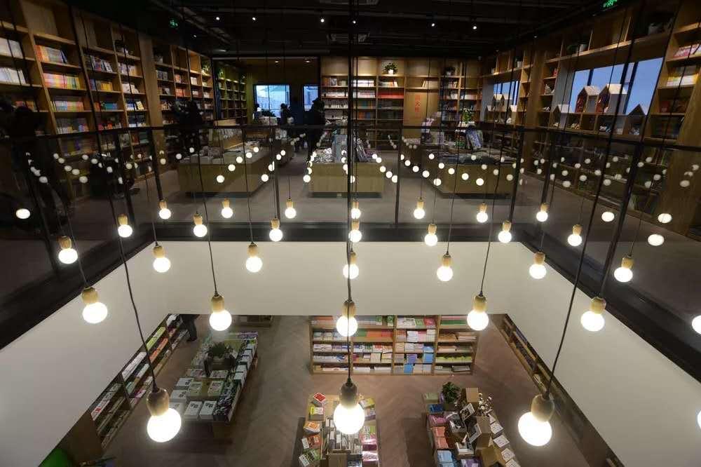 24小时书店:深夜最温暖的灯光|2019中国书店大会
